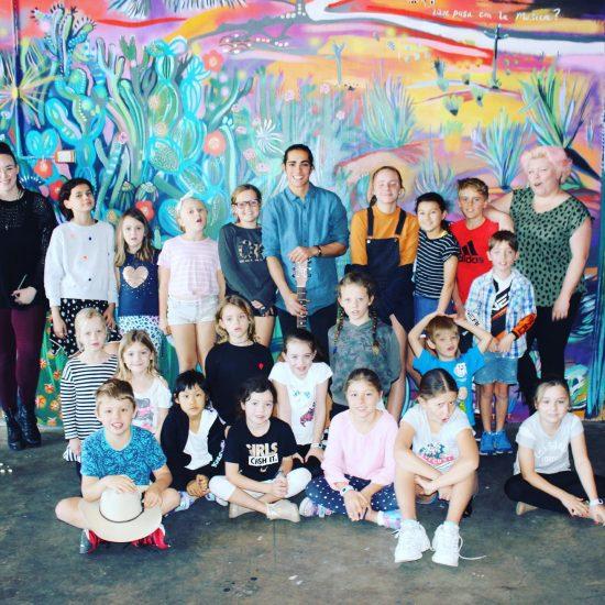 Popstar Kidz School Holiday Workshops Gold Coast Australia