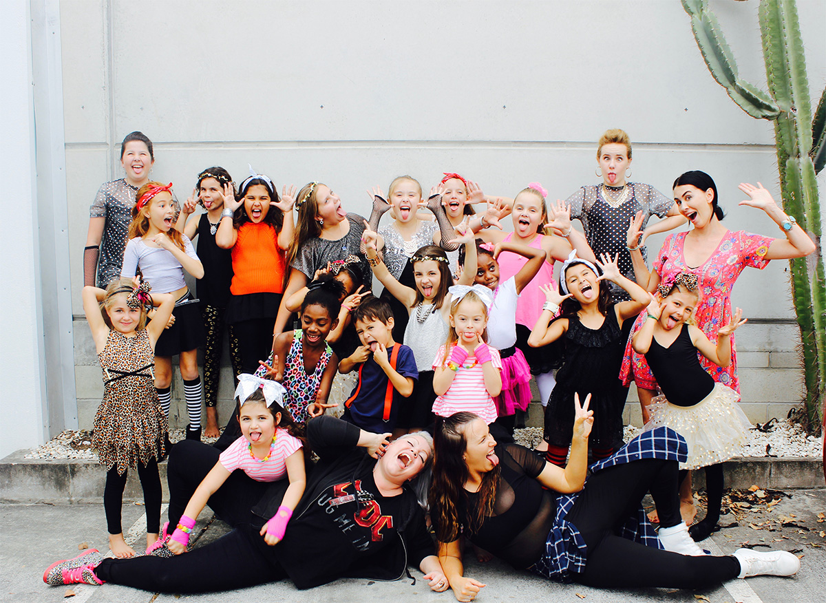 Popstar Kidz School holiday workshops | Gold Coast Australia
