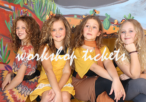 Buy tickets - Popstar Kidz School Holiday Workshop - Gold Coast Australia